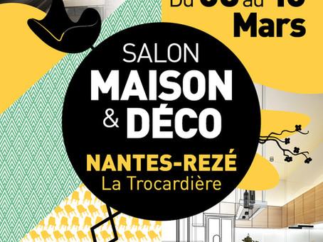 Salon Déco & Design Nantes-Rezé