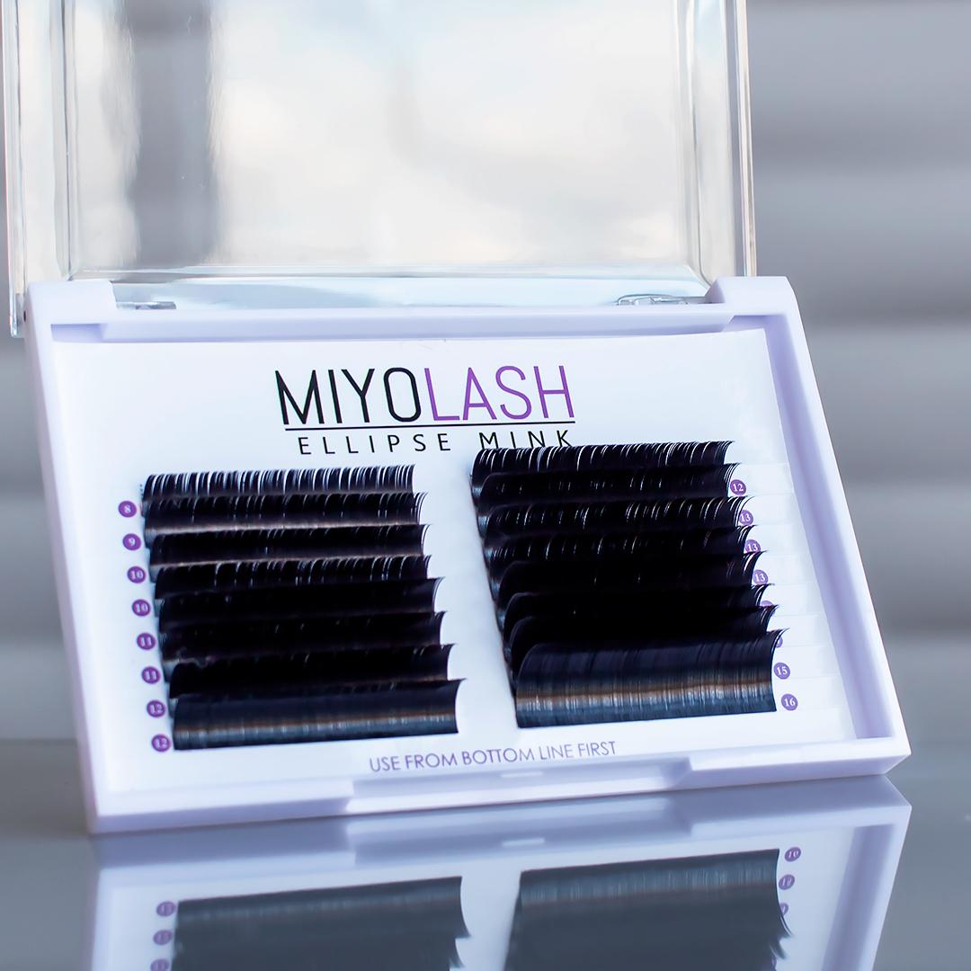 7a6336ce1fb Ellipse Mink Now On Promotion | Eyelash Extension Supplies | Canada | Miyo  Lash