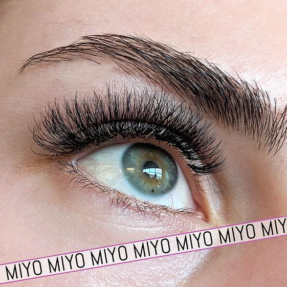 Volume Trays Available | Eyelash Extension Supplies | Canada | Miyo Lash