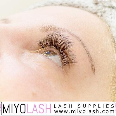 Fluffy Fluff | Eyelash Extension Supplies | Canada | Miyo Lash