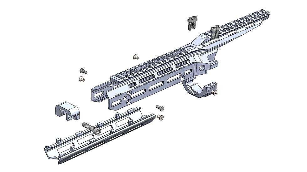 K1A OPC Rail