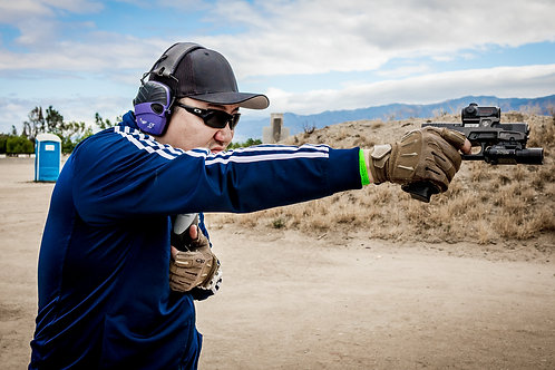 NRA Basics of Pistol Shooting Class - 1Day