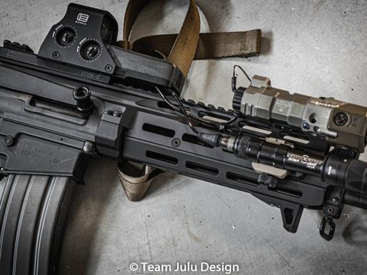 K1A Gun Fighter Assembly