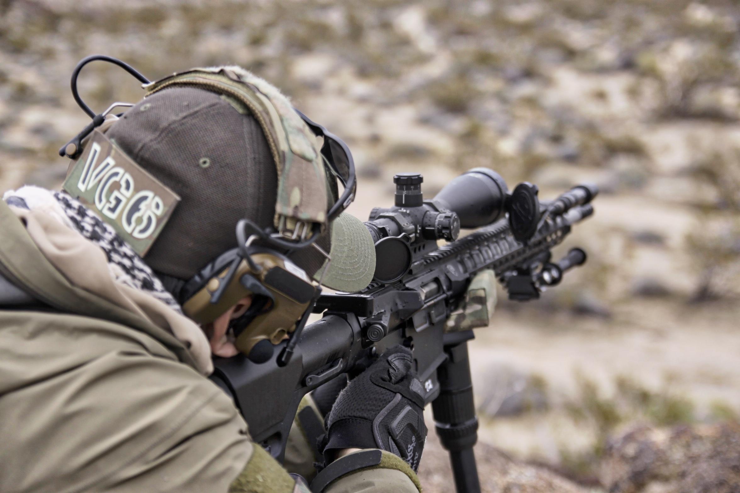 Long Range Precision Shooting