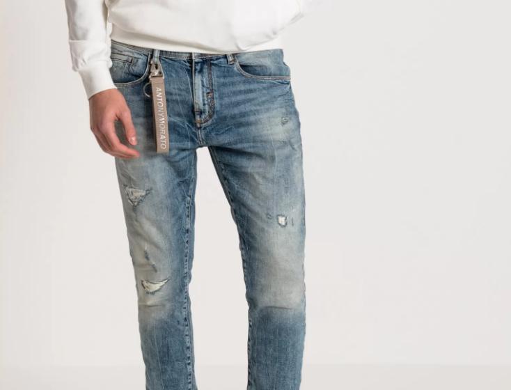 Jeans Antony Morato Kenny Carrot slim fit