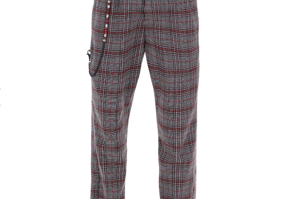 Pantalon à carreaux Imperial