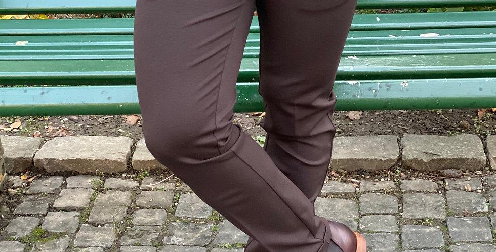 Pantalon stretch XAGON Brown