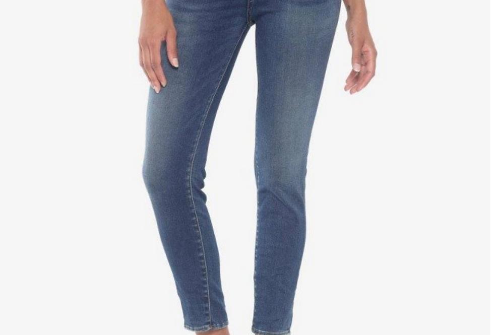 Jeans le temps des cerises Ultra pulp taille haute