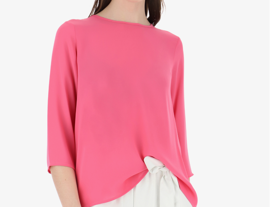 Blouse Imperial col rond