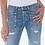 Thumbnail: Jeans le temps des cerises Pricilia taille haute