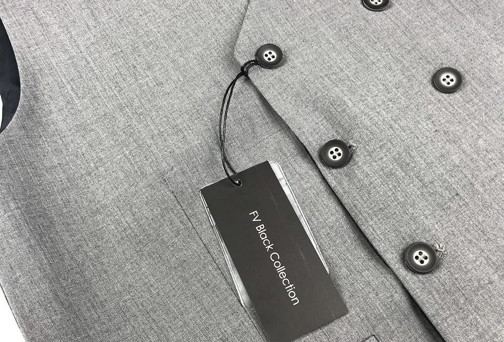 Gilet croisé FV collection grey