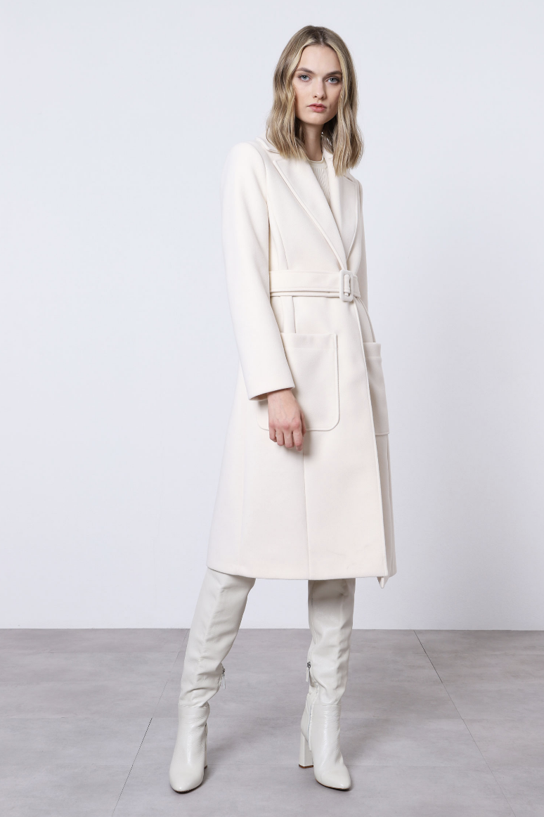 Manteau Imperial avec ceinture
