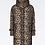 Thumbnail: Doudoune longue Guess Leopard