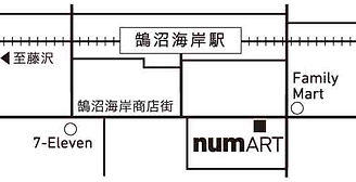 numart map