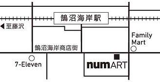 numart map