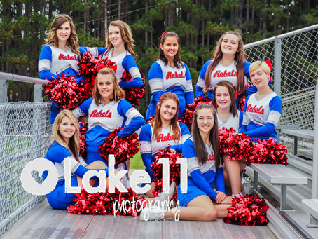 Rebel Cheer: Sports