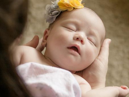 Baby P: Newborn