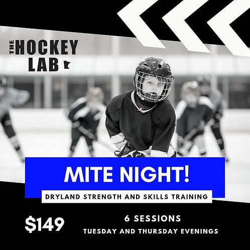 Mite Night Training Program