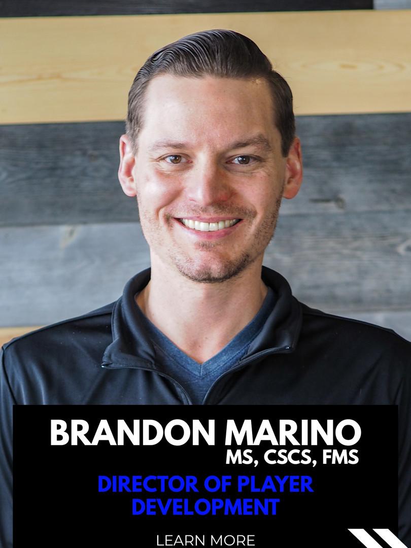 BRANDON MARINO