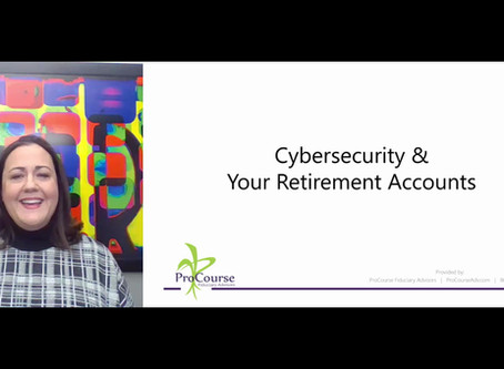 Cybersecurity & Retirement
