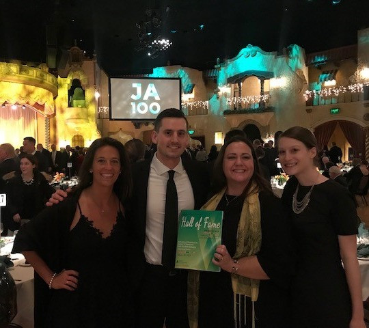 Junior Achievement JA100 Hall of Fame Gala