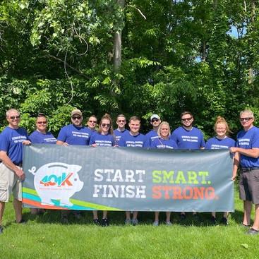Start Smart & Finish Strong - 2021 4.01k Race