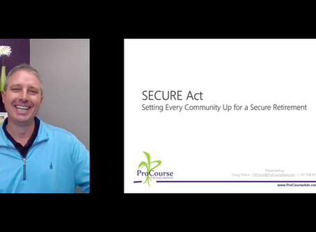 Overview of the Secure Act