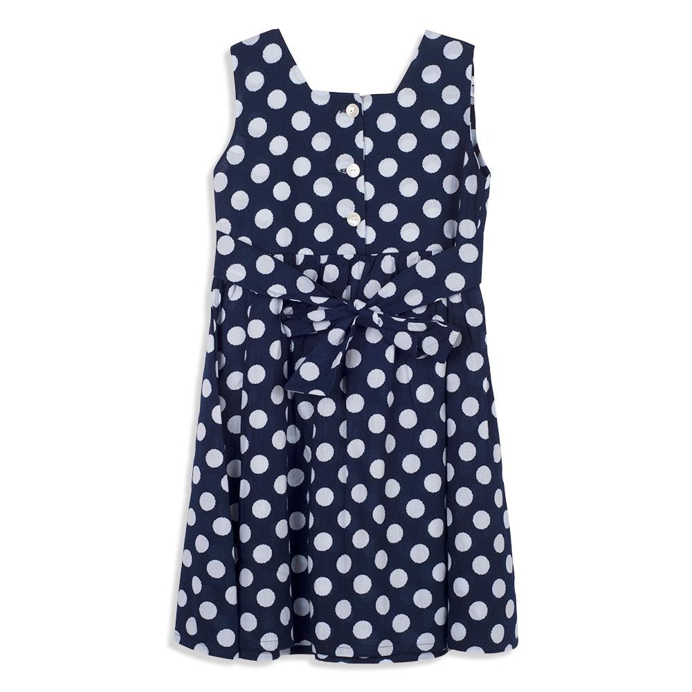 צילום בגדים שמלה כחולה