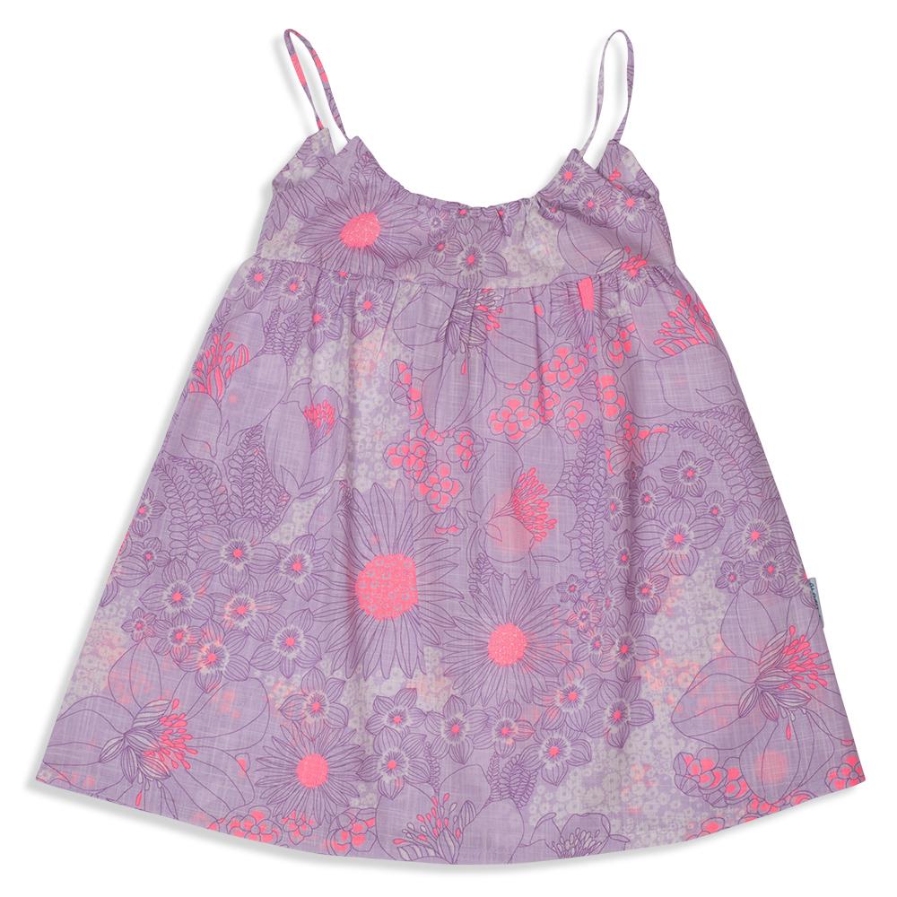 צילום בגדים שמלה סגולה
