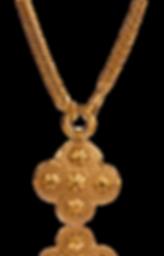 צילום תכשיטים - שרשרת וינטג' שאנל