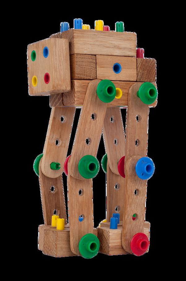 צילום מוצרים - צעצוע עץ ollies's