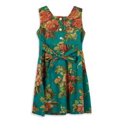 צילום בגדים שמלה פרחונית