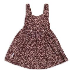 צילום בגדים - שמלה מנומרת