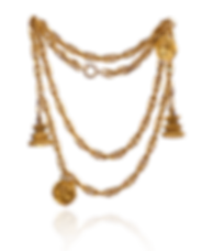 צילום תכשיטים - שרשרת זהב