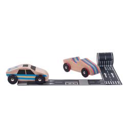 צילום מוצרים - מכוניות על כביש