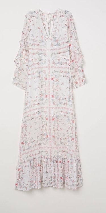 Size 10 Floral Maxi dress