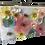 Thumbnail: White floral box bag