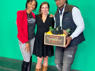 Perfectly Imperfect Produce on WOIO/Channel 19 Cleveland