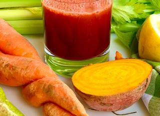 Beet, Carrot, Pear Juice