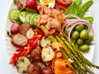 Spring Niçoise Salad