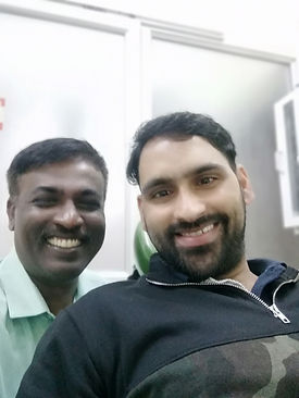 Dr. Deepak Rudramoorthy Dentist Bangalore