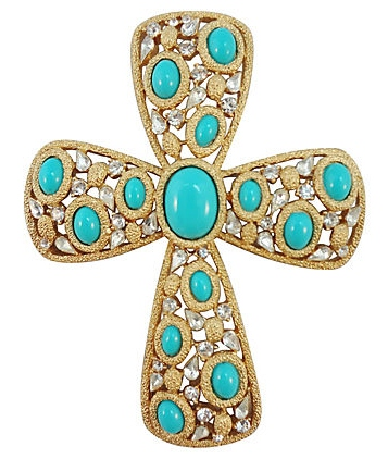 1960s Trifari Brooch