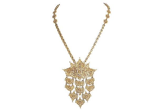 Monet Necklace, 1968