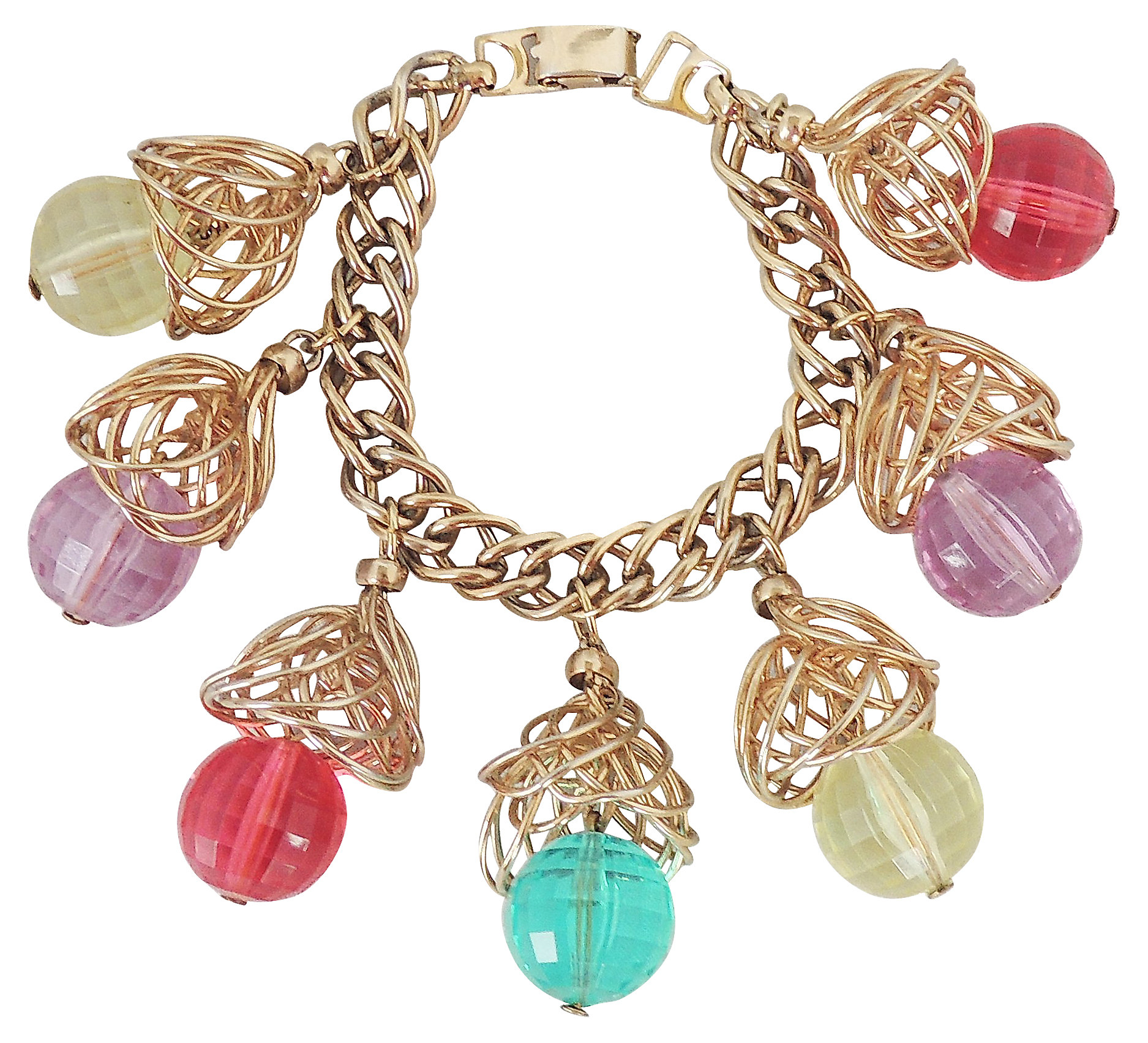 Napier Charm Bracelet