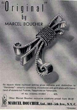 Boucher Ad 1941