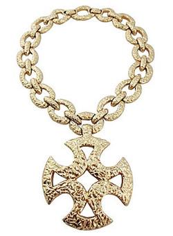 Monet Paladin Necklace, 1972