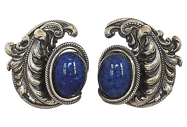 Napier Earrings, 1966
