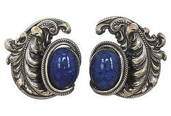 Napier Earrings, 1966