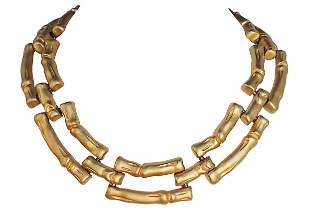 1980s Givenchy Necklace
