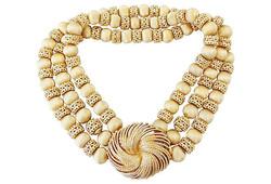 1960s Monet Necklace